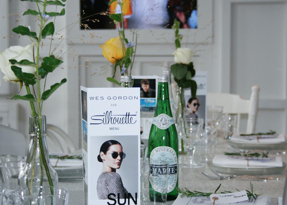 Silhouette, Wes Gordon, Brand Crush, WIshlist, collab, sunglasses, eyewear, limited edition
