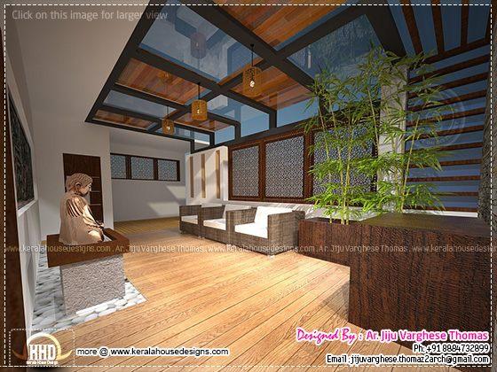 Spillover space design