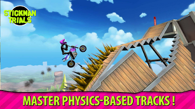 Stickman Trials v2.0.2 MOD APK+DATA
