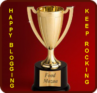 Food Mazaa Award