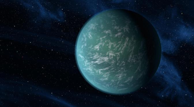Planet Kepler-22b