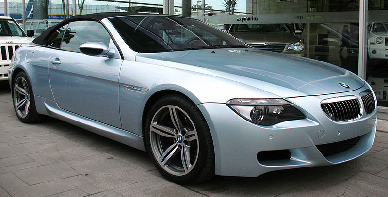 Automotive database bmw 6 series e63 2009 bmw m6 convertible fandeluxe Gallery