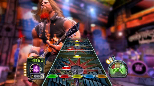 Guitar Hero 3 : Legends of Rock Full Version PC 3