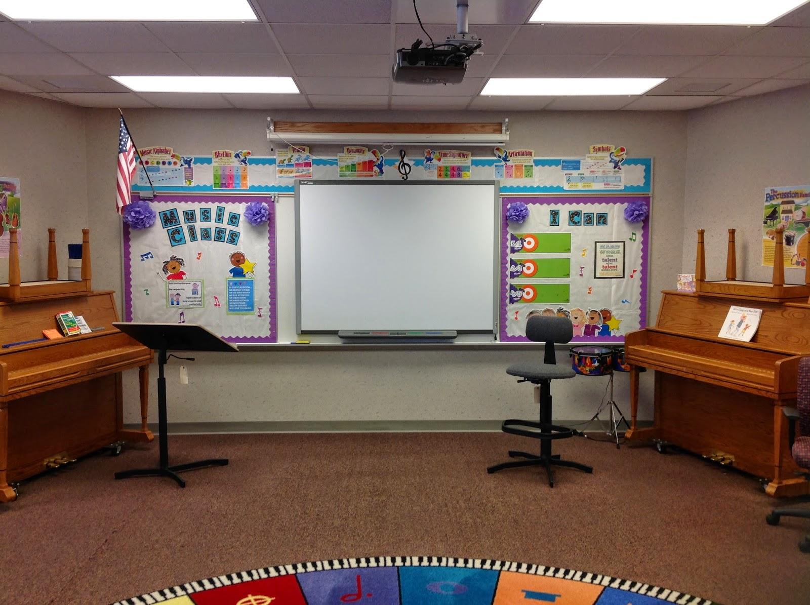 Elementary Classroom Setup ~ So la mi music classroom set up with a quot rest area