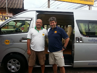 Phuket airport transfers with Easy Day Thailand