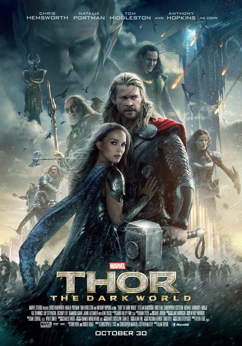 Thor: The Dark World (2013) 720p