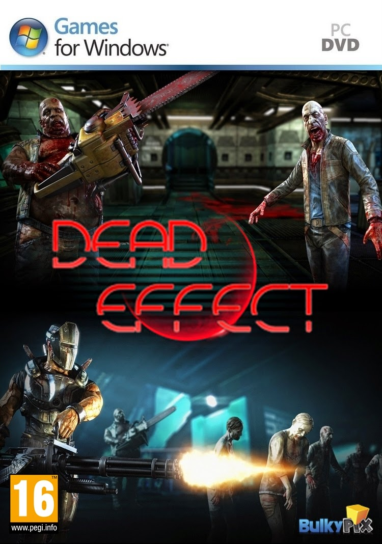 Download Game PC Dead Effect [Full Version] | Acep Game