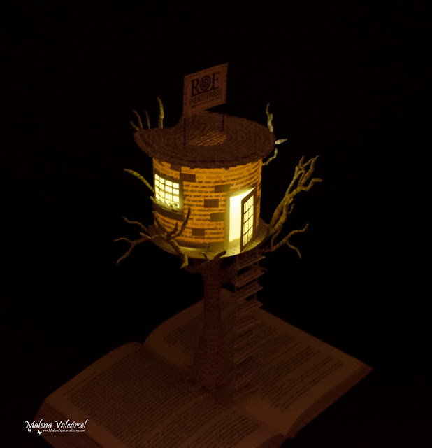 The-art-of-books-treehouse-paper-art
