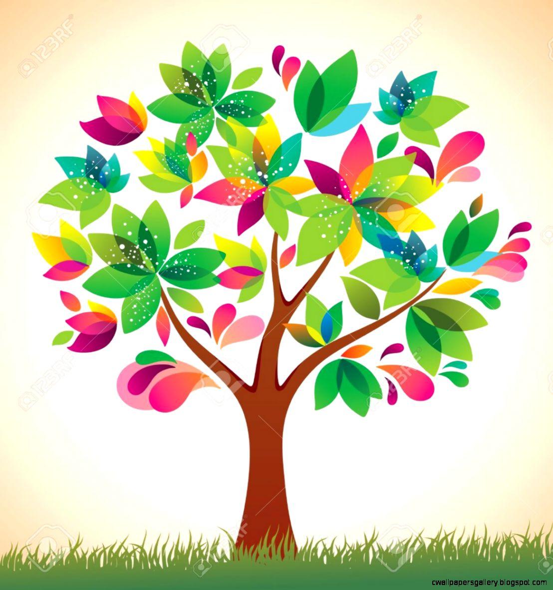 Beautiful Tree Clipart