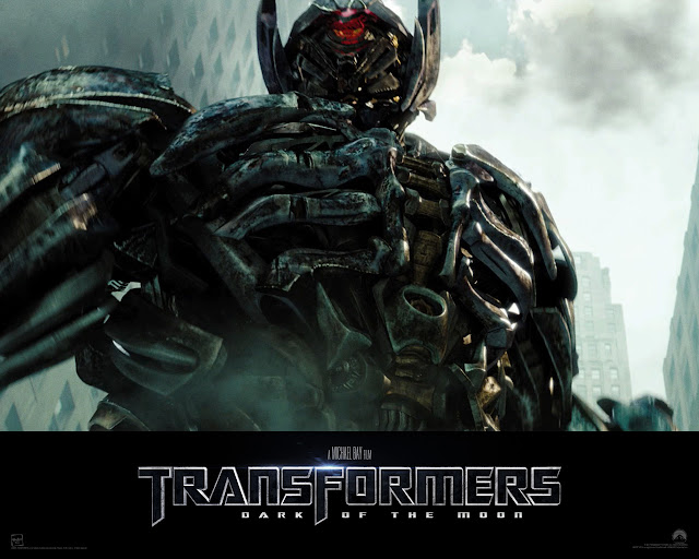 Transformers 3 Dark of the Moon Wallpaper 7