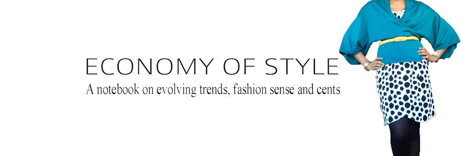 Economy of Style | St. Louis Fashion and Budget Style Blog