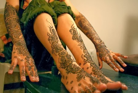 Mehndi Design by Neeta Sharma
