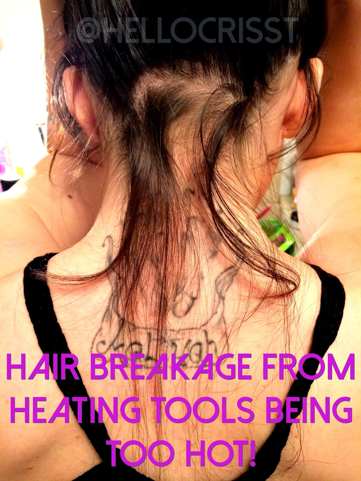hair damage, hair damage from nume curling wand, heating tools, curling irons, curling wands too hot