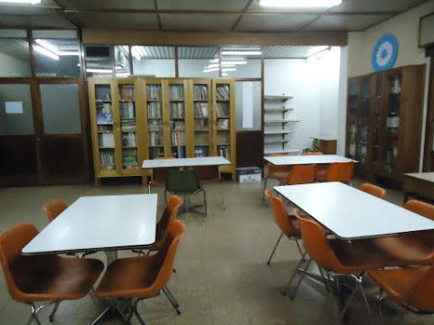 Biblioteca del Colegio San Cayetano