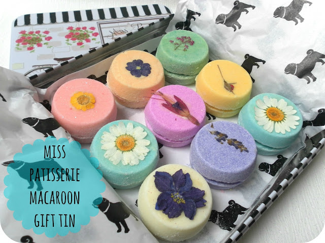 A picture of Miss Patisserie Macaroon Gift Tin