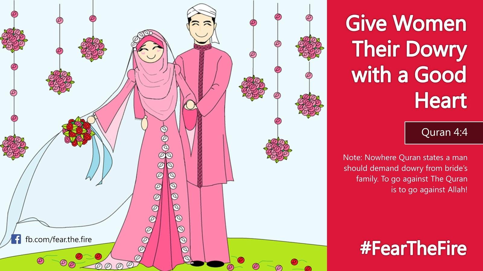 dowry in islamic law