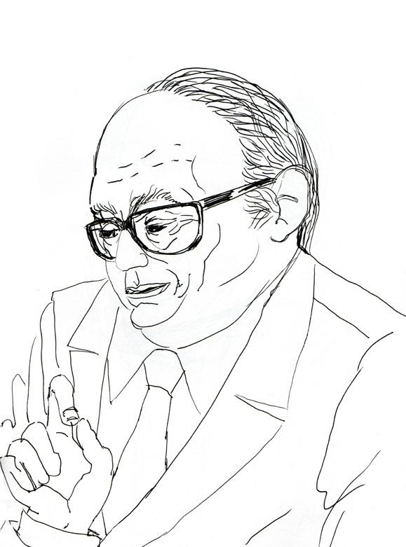 aaron batista illustration  scientist sketches