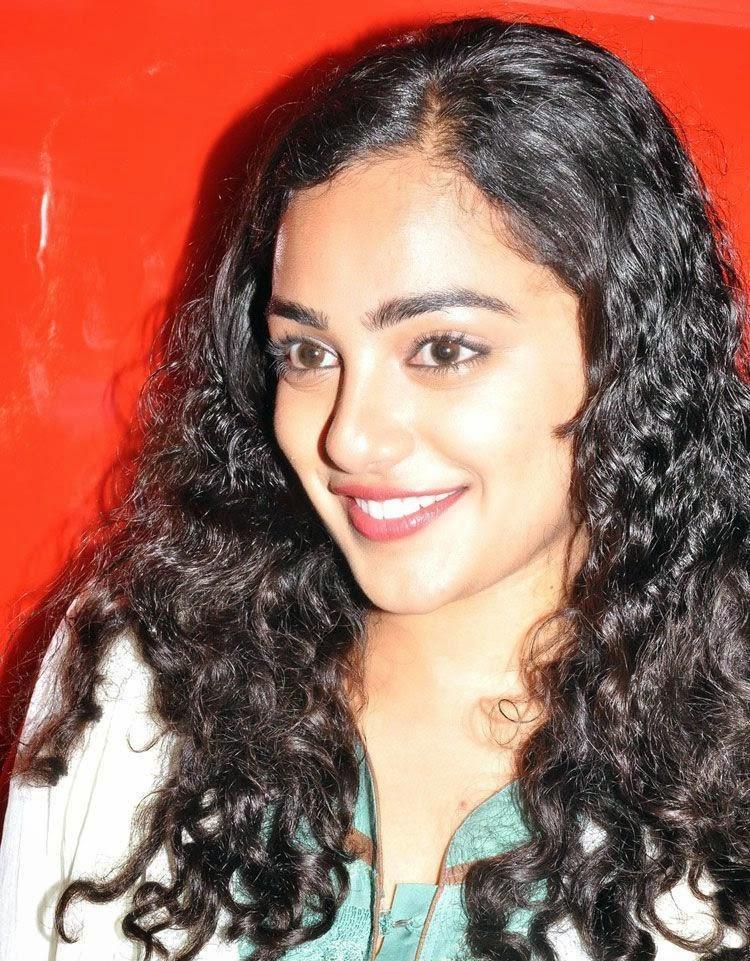 Nithya Menon Cute Smile