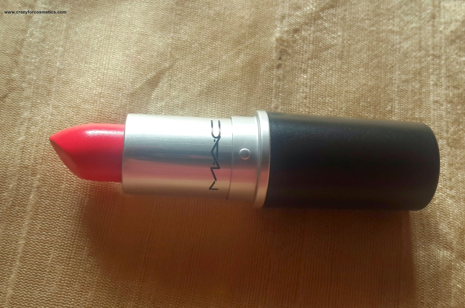 mac impassioned lipstick price in India