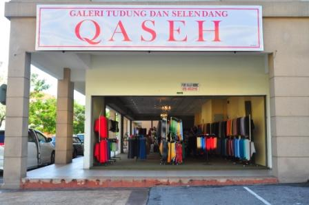 Galeri Qaseh Headquarters