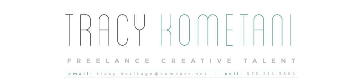 Tracy Kometani Commercial Artist Portfolio Blog