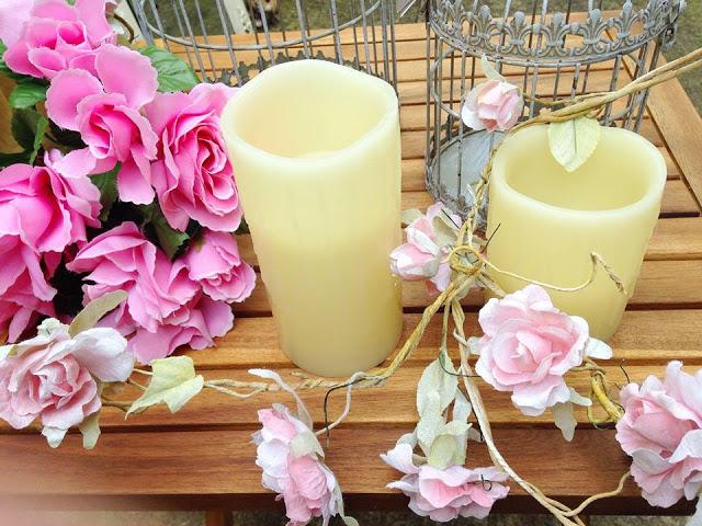 DIY Floral Garden Makeover...