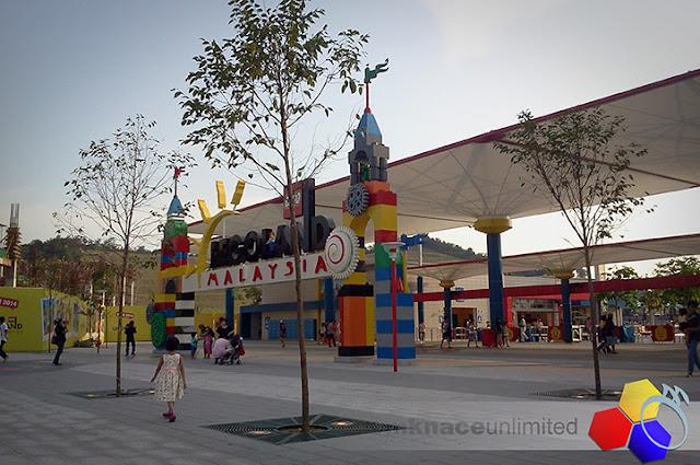 mknace unlimited™ | Legoland Getaway 18/9