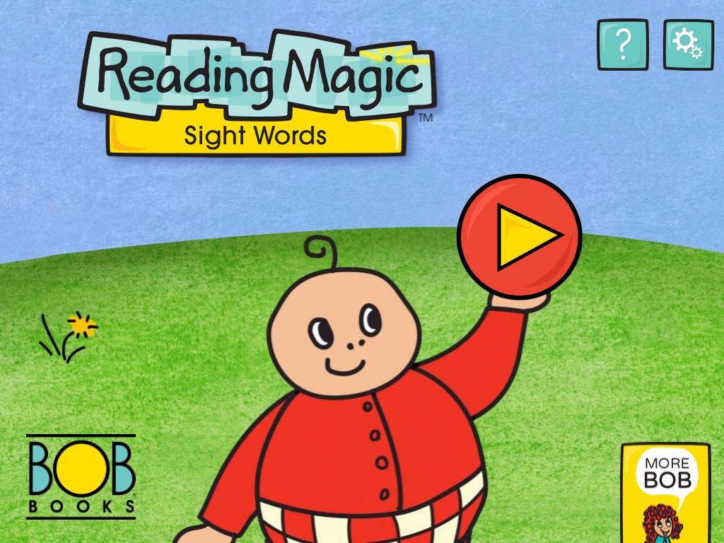 Bob Books Male Kindergarten Teacher
