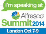 Alfresco summit 2014