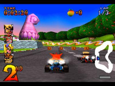 Crash Team Racing Android Apk + Data