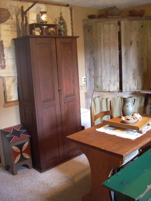 Gettysburg homestead redecorating the kitchen for Redecorating kitchen