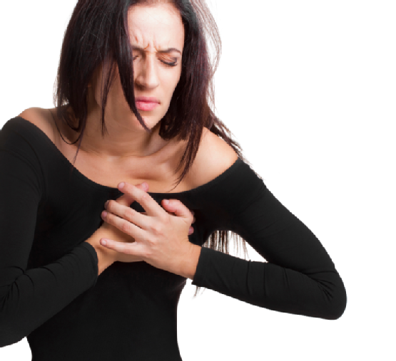 large cysts can affect breathing