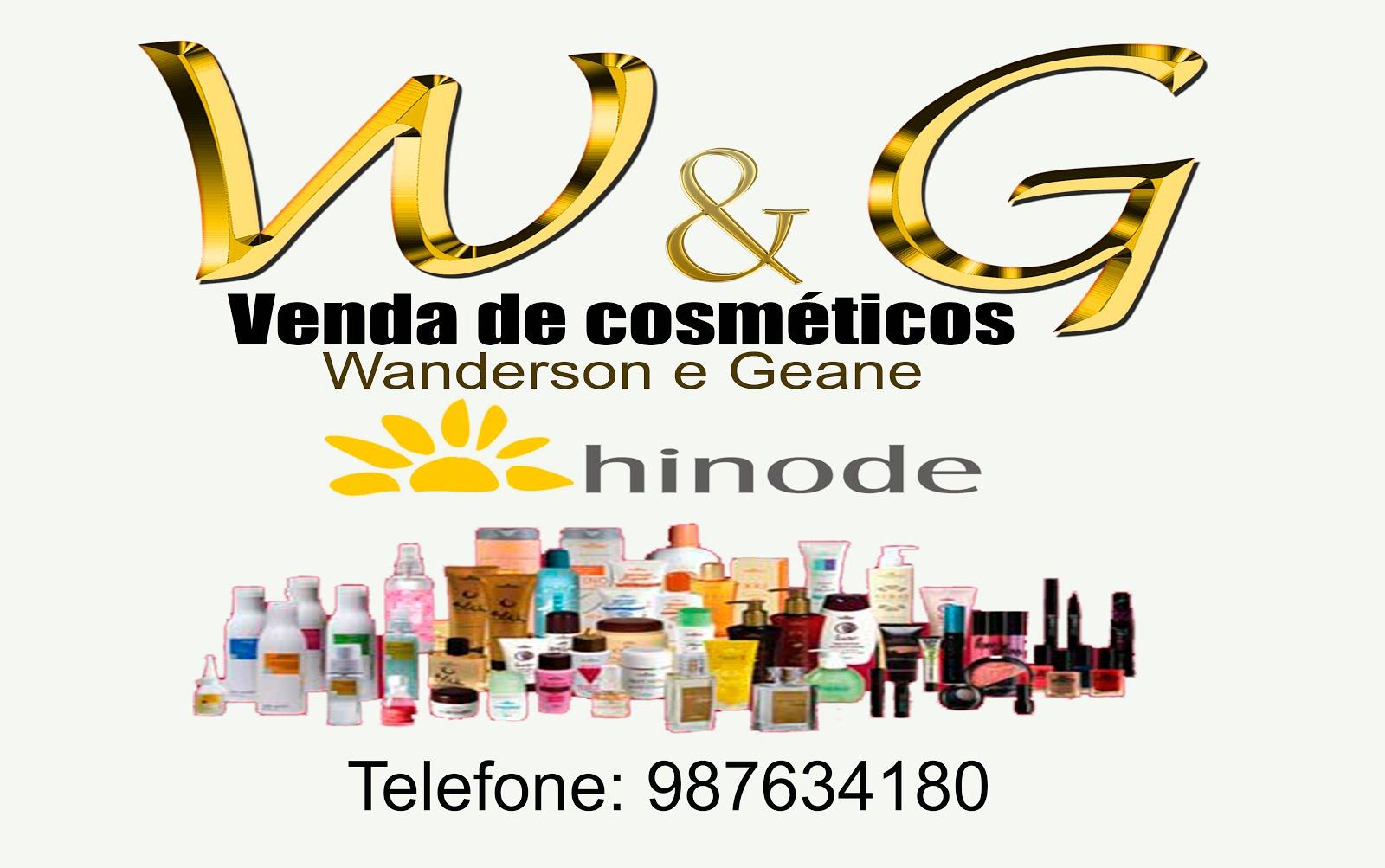 W&G vendas de cosméticos