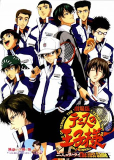 Prince of Tennis anime