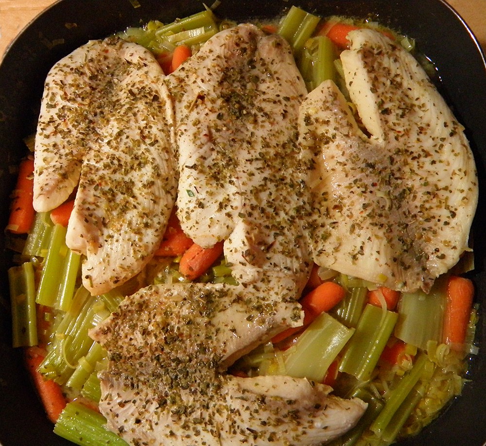 Gallery for steamed tilapia fillet recipe for Fish and vegetable recipes
