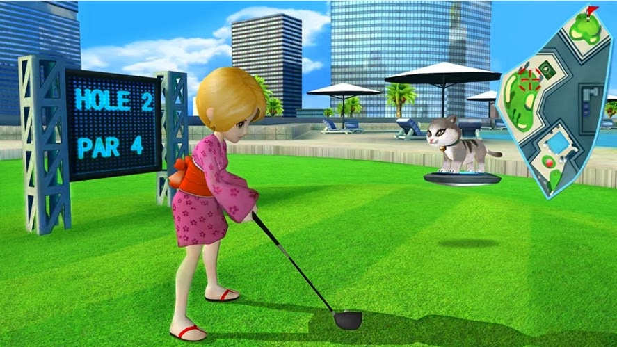 Let's Golf! 3_Android Sports Game