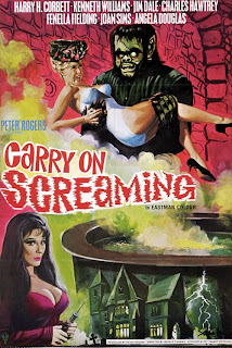 Carry on Screaming 1966