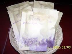 Masker Wajah Sari Cokelat