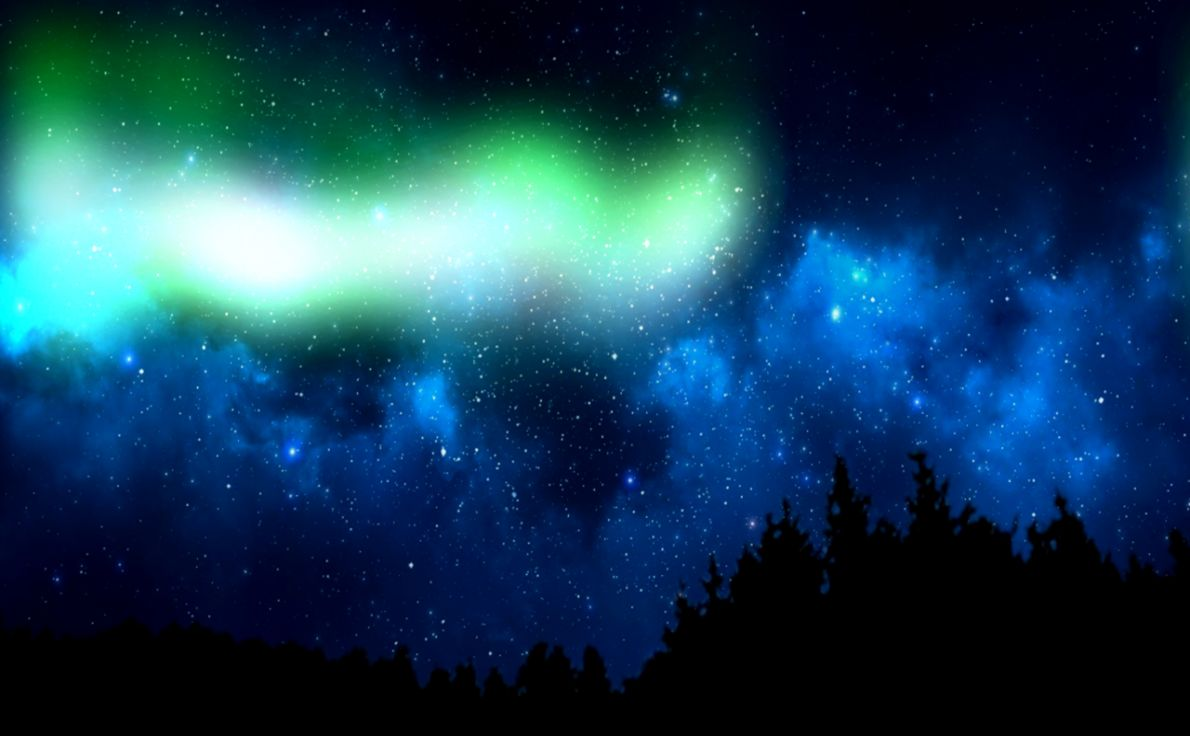 Aurora Borealis Extreme Calm   Android Apps on Google Play