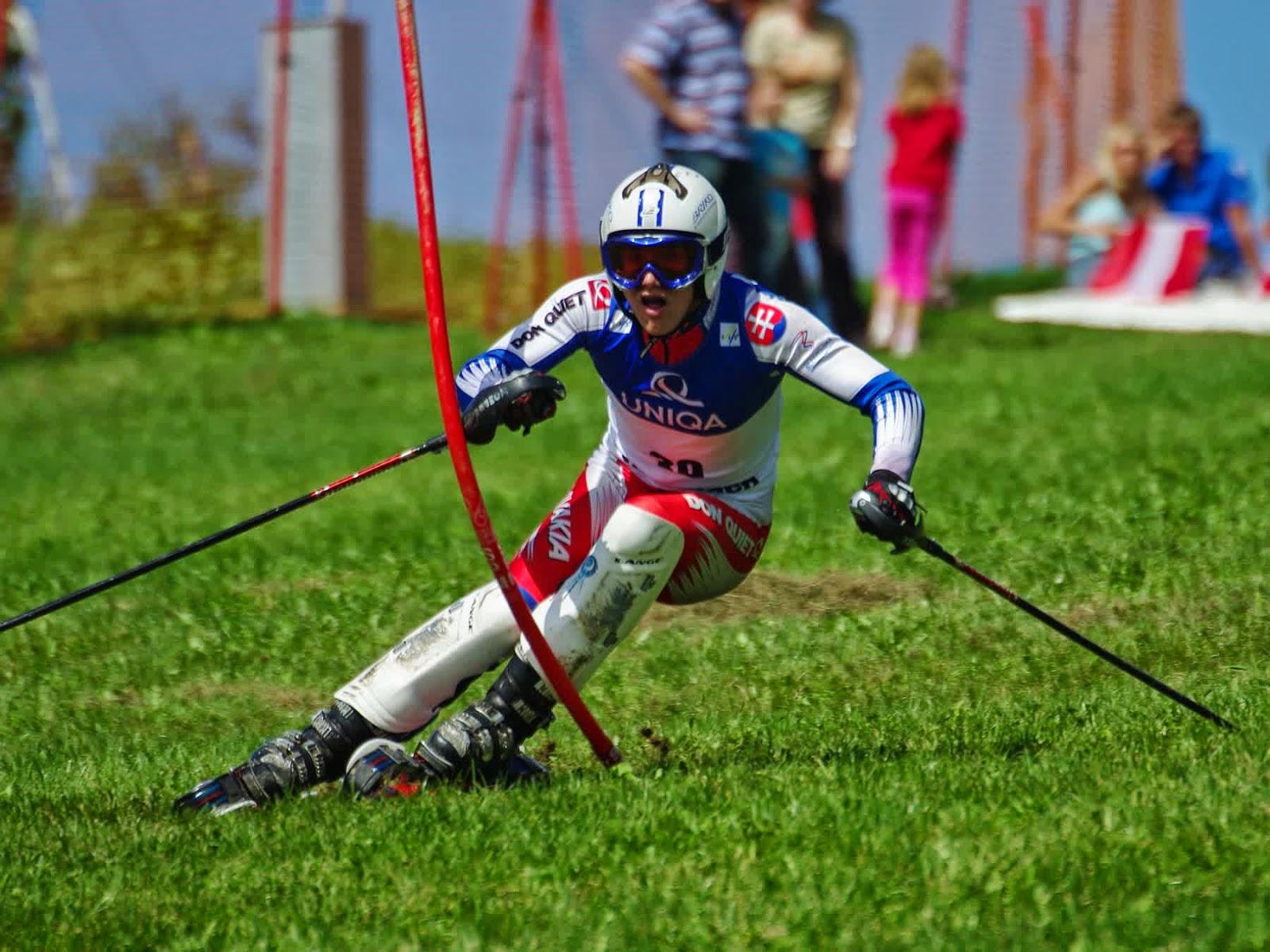 ski rumput kejuaraan dunia teraneh