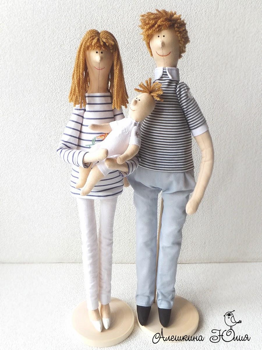 куклы по фотографиям