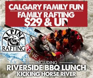 Family White Water Rafting Tours