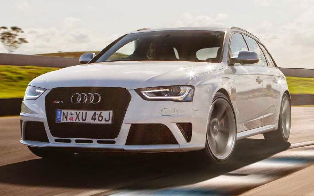 Audi A4 Avant Australia