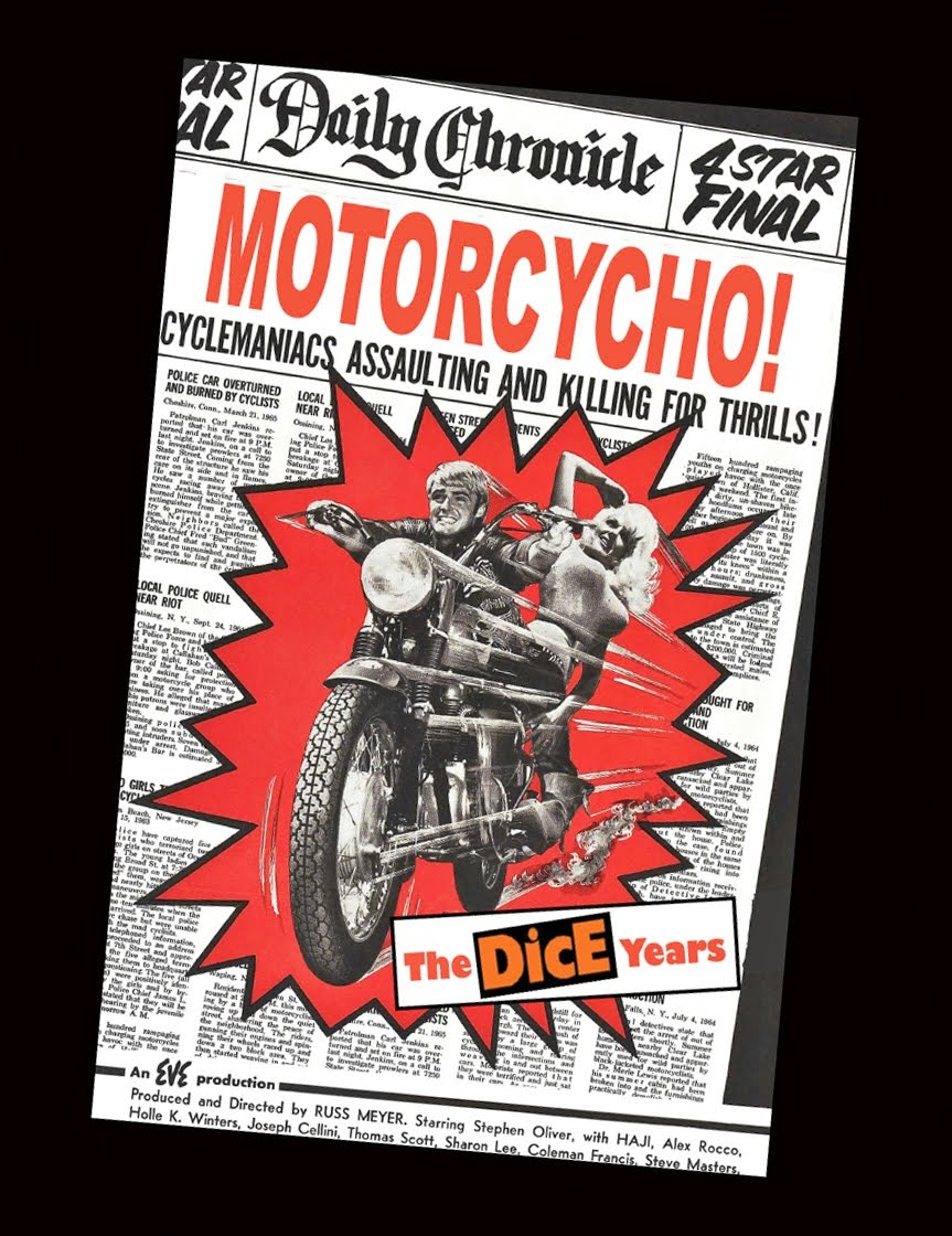 Motorcycho - The DicE Years
