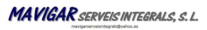 Mavigar Serveis Integrals,sl