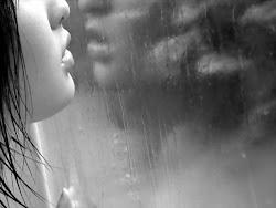 Me encanta caminar bajo la lluvia...