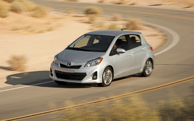 2012 Toyota Yaris picture