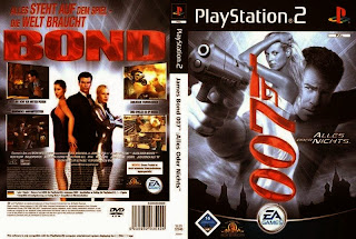 James Bond 007: Everything or Nothing - PlayStation 2