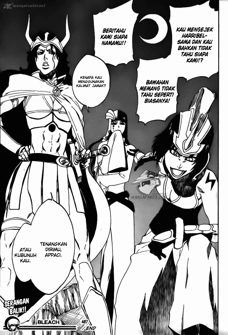 bleach indo 487 page 20