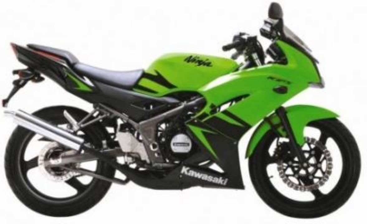 Kawasaki Modifications | NEW MODIFIKASI 2009 | MOTOR SPORT
